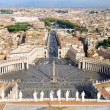 St Peters Square — Stock Photo