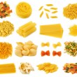 Royalty-Free Stock Photo: Pasta collection