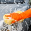 Car wash — Stock Photo #12620536