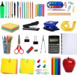 Office supply — Stock Photo #12621569