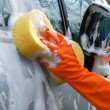 Car wash — Stock Photo #12621848