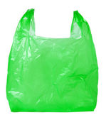 Bolsa de plástico — Foto de Stock