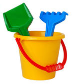 Bucket toy — Stockfoto