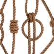 Knots collection — Stock Photo