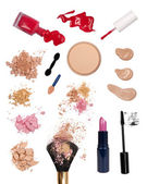 Makeup products — Stock Photo