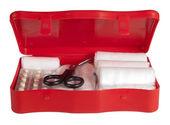 İlk yardım çantası — Stok fotoğraf