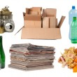 Garbage that can be recycled — Stock Photo #22761778