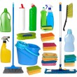 Stock Photo: Janitorial equipment