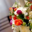 Stock Photo: Wedding candles