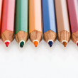 Color pencils - Lizenzfreies Foto