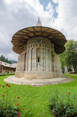 Voronet Monastery — Stock Photo