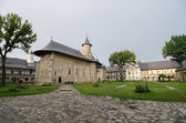 Neamt Monastery — Stock Photo