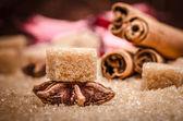 Sugar and spice — Stock Photo