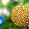 Shinny Christmas globe — Stock Photo #39757127