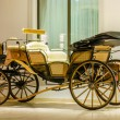 Old horse carriage — Stock Photo