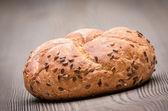 Chleb z nasion — Zdjęcie stockowe