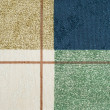 Squares and lines fabric texture background — Stock Photo #13600539