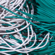 Green and gray cords — Stock Photo #28299783