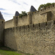 France. Carcassonne. — Stock Photo