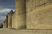 法国。卡尔卡松. — 图库照片