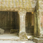 Cambodia.Angkor Wat.Ангко́р-Ват — Stock Photo #25599219