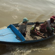 Cambodia Tonle Sap Lake. — Stock Photo