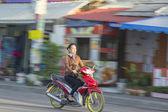 Tailand.Pattayya.Dzhomten. — Zdjęcie stockowe