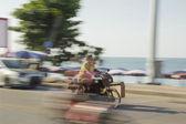 Tailand.Pattayya.Dzhomten. — 图库照片