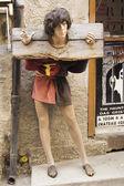 Francja. carcassonne. — Zdjęcie stockowe