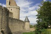 France. Carcassonne. — Foto de Stock