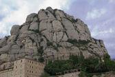 Spain. Catalonia. Montserrat. — Stock Photo