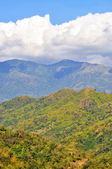 Sky, Cloud and Mountain — Stock Photo