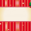 Christmas background — Stock Photo #12117396