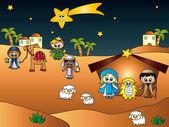 Natividade — Foto Stock