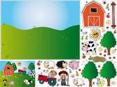 Games for children — Stock Photo