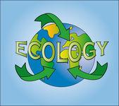 экология — Стоковое фото