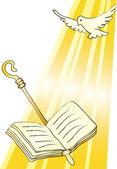 Kutsal onayı — Stok fotoğraf