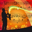 Music illustration — Stock Photo #14733709