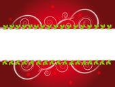 Christmas banner — Stock Photo