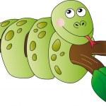 Snake illustration — Stock Photo #14975883