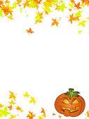 Tarjeta de halloween — Foto de Stock