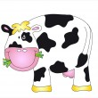 Cow illustration — Stock Photo #16288355