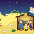 Nativity — Stock Photo #16812135