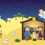 Nativity — Stock Photo