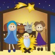 Nativity — Foto de Stock