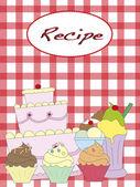 Recipe — Stock Photo