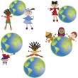 Children world — Stock Photo