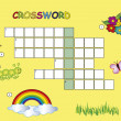Crossword — Foto de stock #22362803