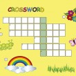 Crossword — Stockfoto #22362803
