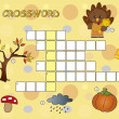 Crossword — Stockfoto #22873484